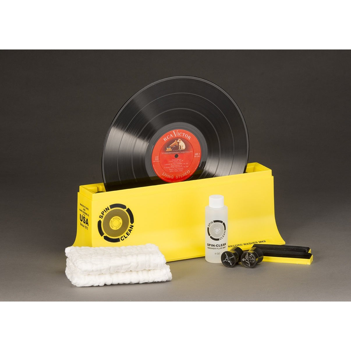 SPIN-CLEAN RECORD WASHER SYSTEM MKII - Vinyl Sound
