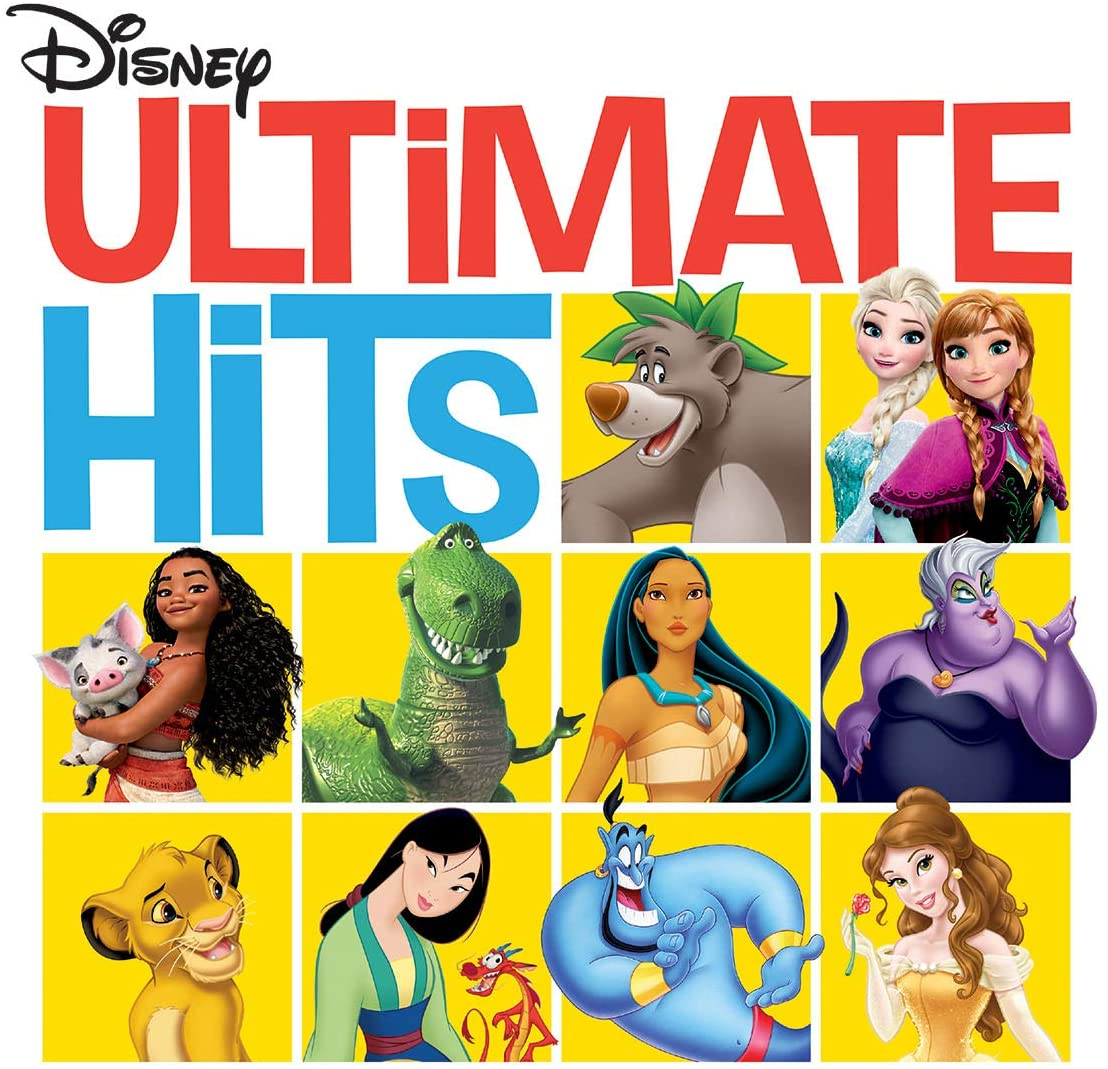 Disney Ultimate Hits (LP)