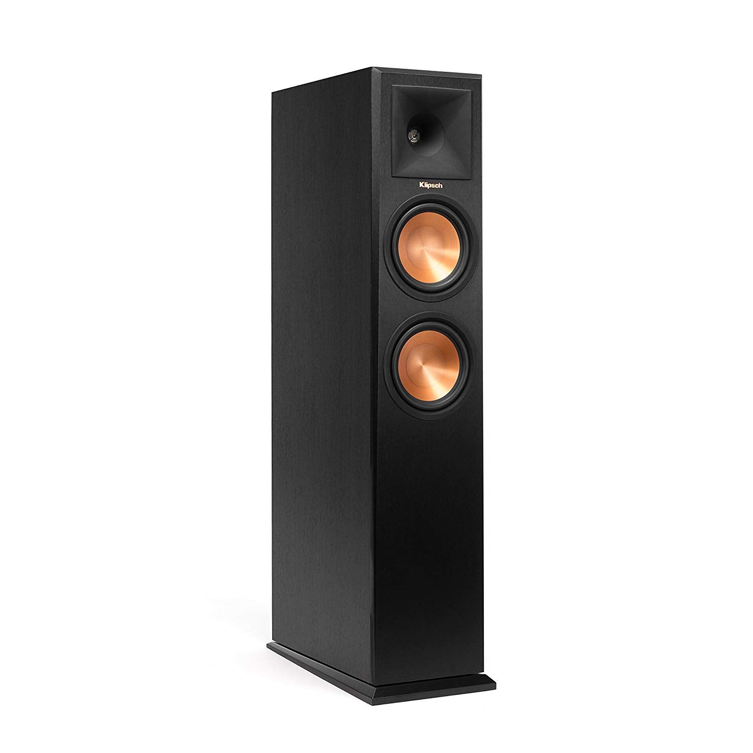 KLIPSCH RP-260F FLOORSTANDING SPEAKER - EBONY (SINGLE UNIT) - Vinyl Sound