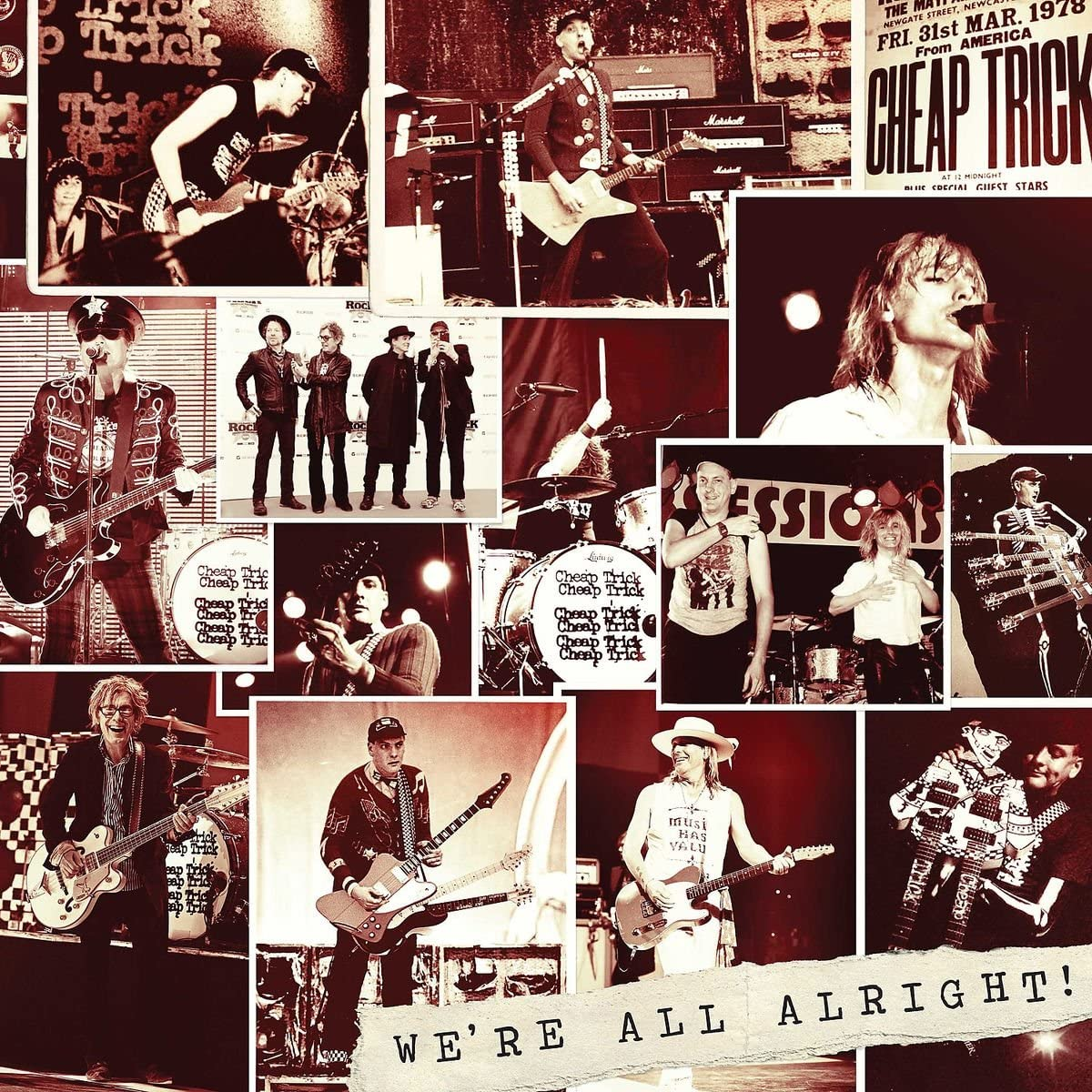 We're All Alright (LP)