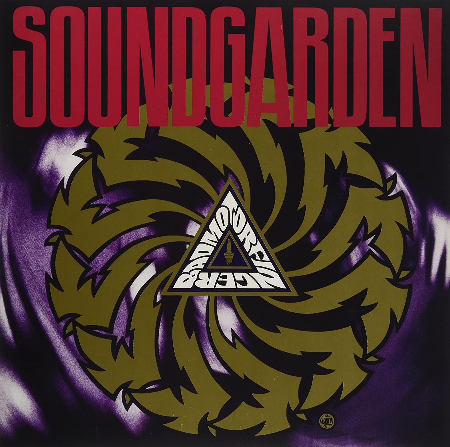 Badmotorfinger (LP)