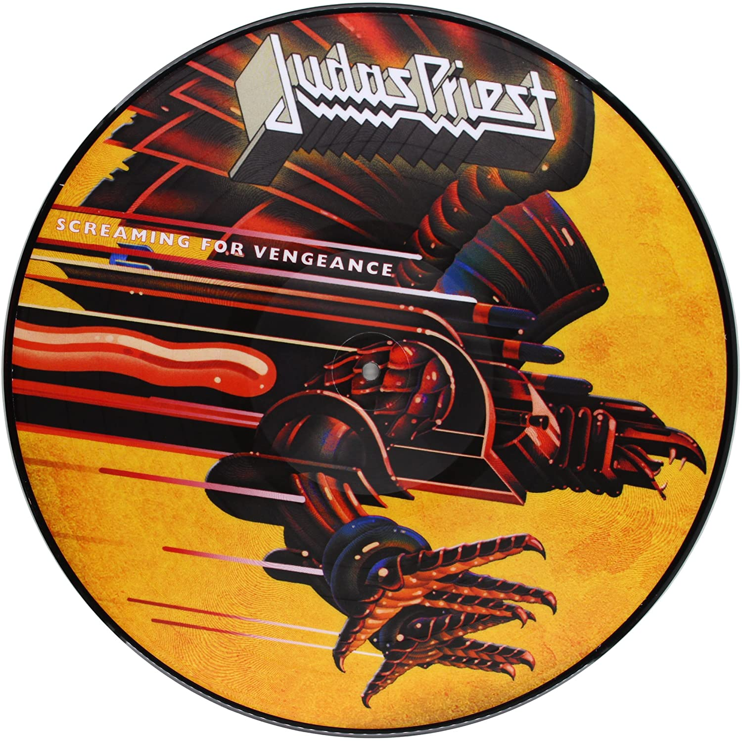 Screaming For Vengeance (Picture Disc) (LP)