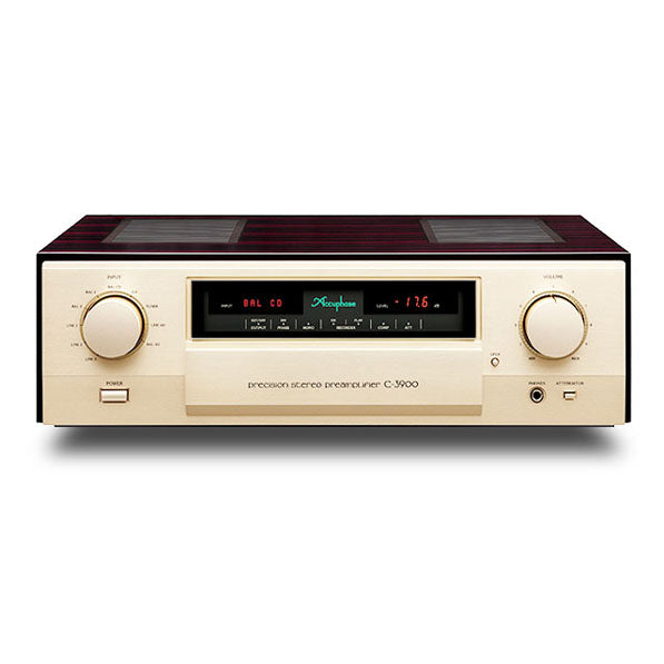 ACCUPHASE C-3900 PRECISION PREAMPLIFIER