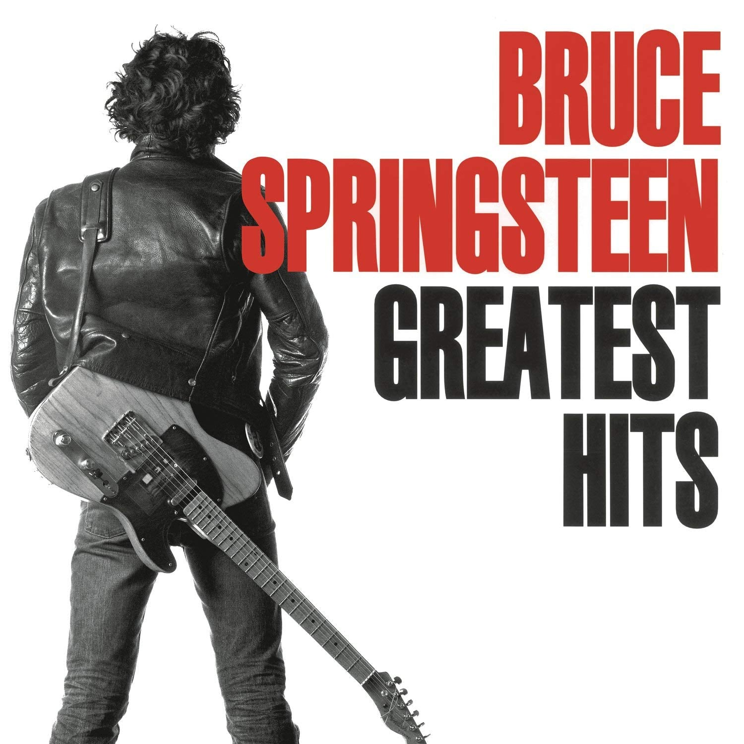 BRUCE SPRINGSTEEN - GREATEST HITS (2 LP) - Vinyl Sound