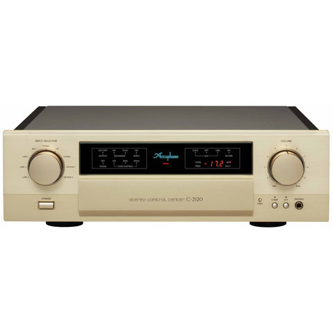 ACCUPHASE PRECISION STEREO PREAMPLIFIER C-2450