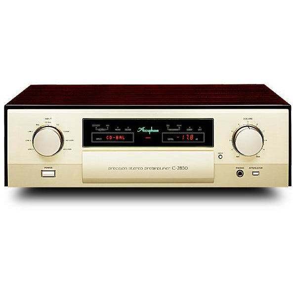 ACCUPHASE C-2850 PREAMPLIFIER - Vinyl Sound
