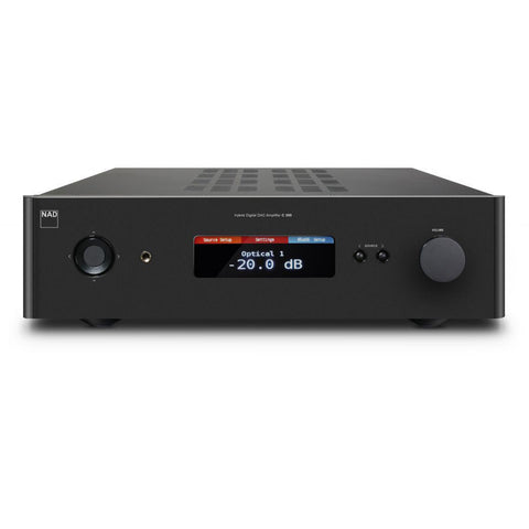 NAD C 328 INTEGRATED AMPLIFIER