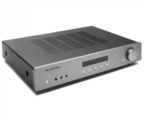 CAMBRIDGE AXA35 INTEGRATED AMPLIFIER W/ BUILT-IN PHONO-STAGE