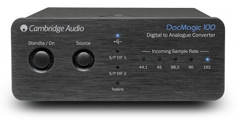 CAMBRIDGE DACMAGIC 100 DIGITAL TO ANALOGUE CONVERTER