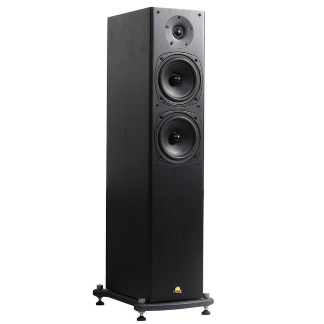 CASTLE KNIGHT 5 FLOORSTANDING SPEAKERS (PAIR) - Vinyl Sound