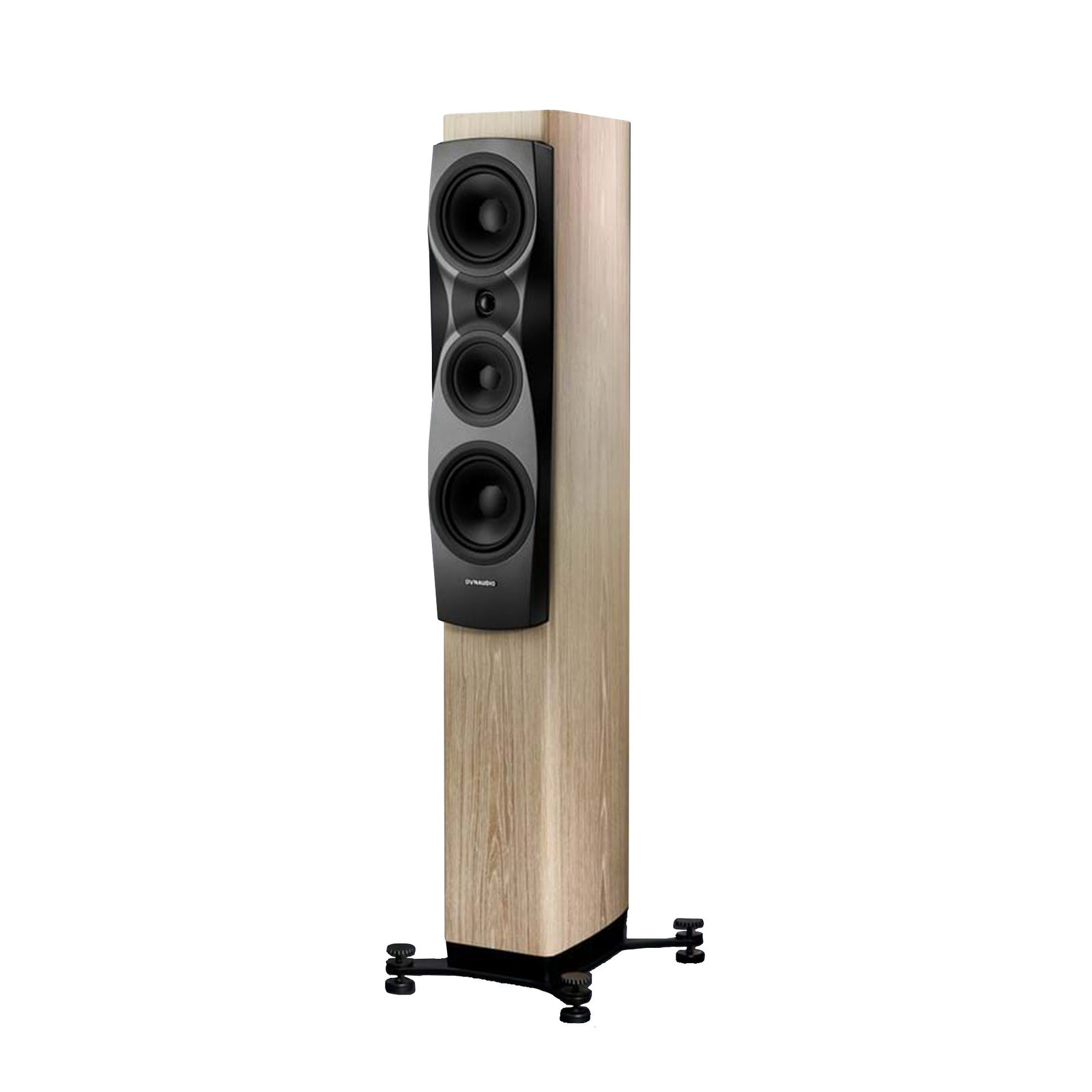 Confidence 30 speaker in Blonde wood