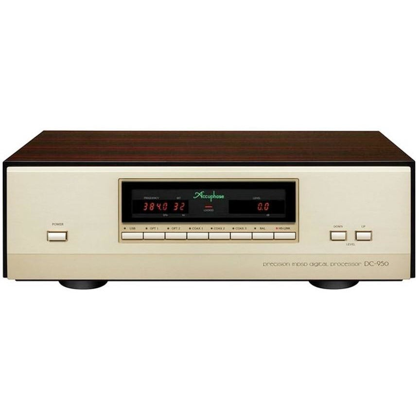 ACCUPHASE DC-950 PRECISION DAC - Vinyl Sound