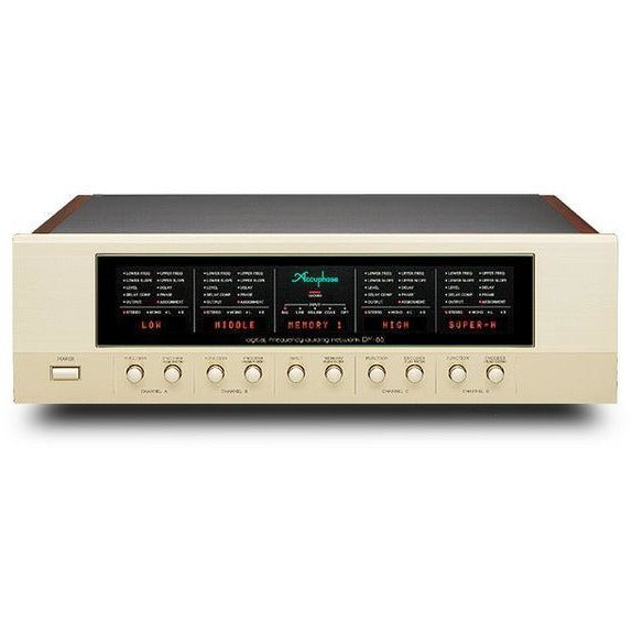ACCUPHASE DF-65 DIGITAL FREQUENCY DIVIDING NETWORK - Vinyl Sound