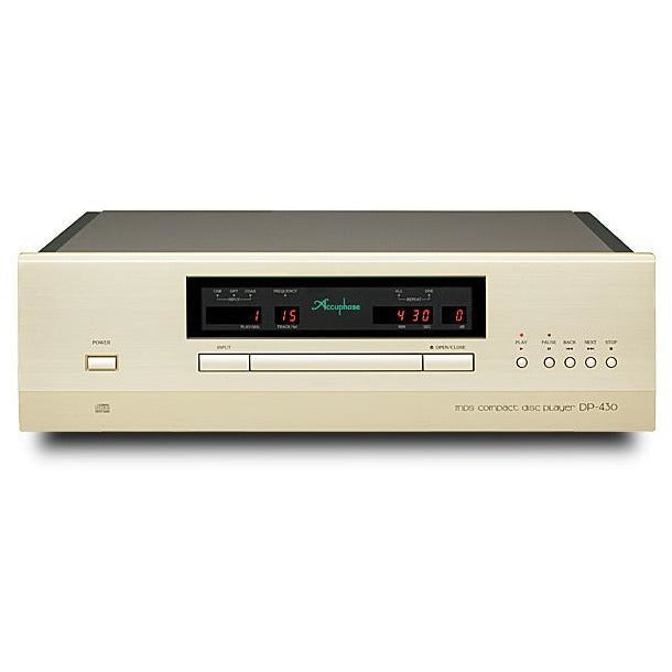 ACCUPHASE DP-430 MDS COMPACT DISC PLAYER - Vinyl Sound