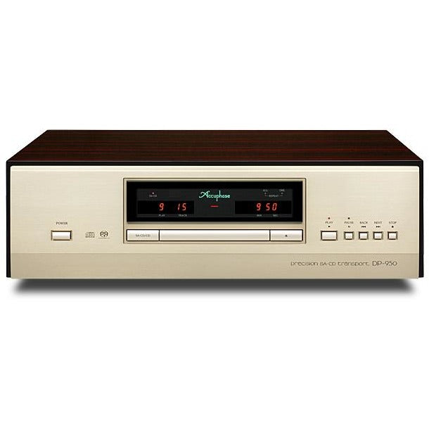 ACCUPHASE- PRECISION SA-CD TRANSPORT DP-950 - Vinyl Sound