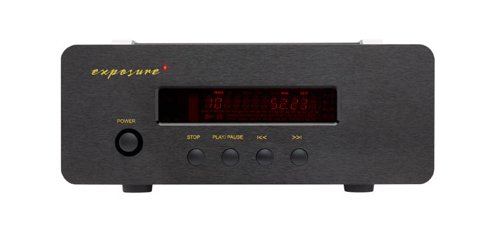 EXPOSURE XM CD PLAYER