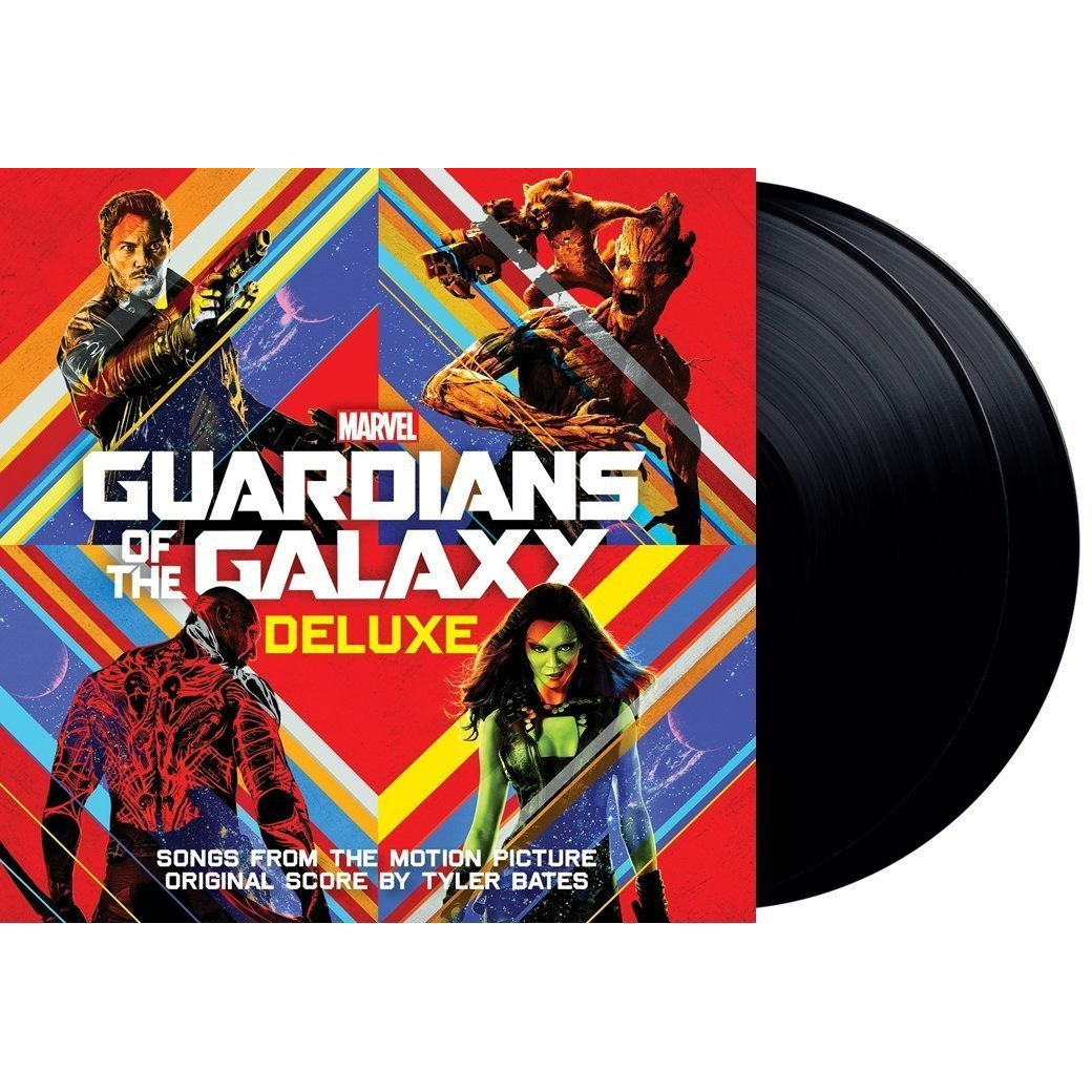 GUARDIANS OF THE GALAXY - SONGS FROM THE MOTION PICTURE (DELUXE) [2LP VINYL] - Vinyl Sound