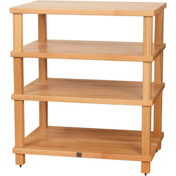 HIFI RACKS PODIUM SLIMLINE 4-TIER RACK - Vinyl Sound