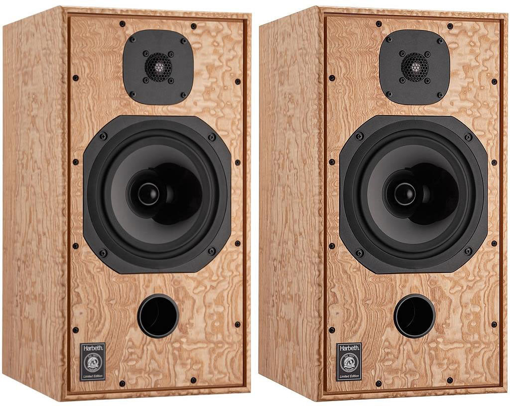 HARBETH COMPACT 7-ES3 40TH ANNIVERSARY SPEAKERS