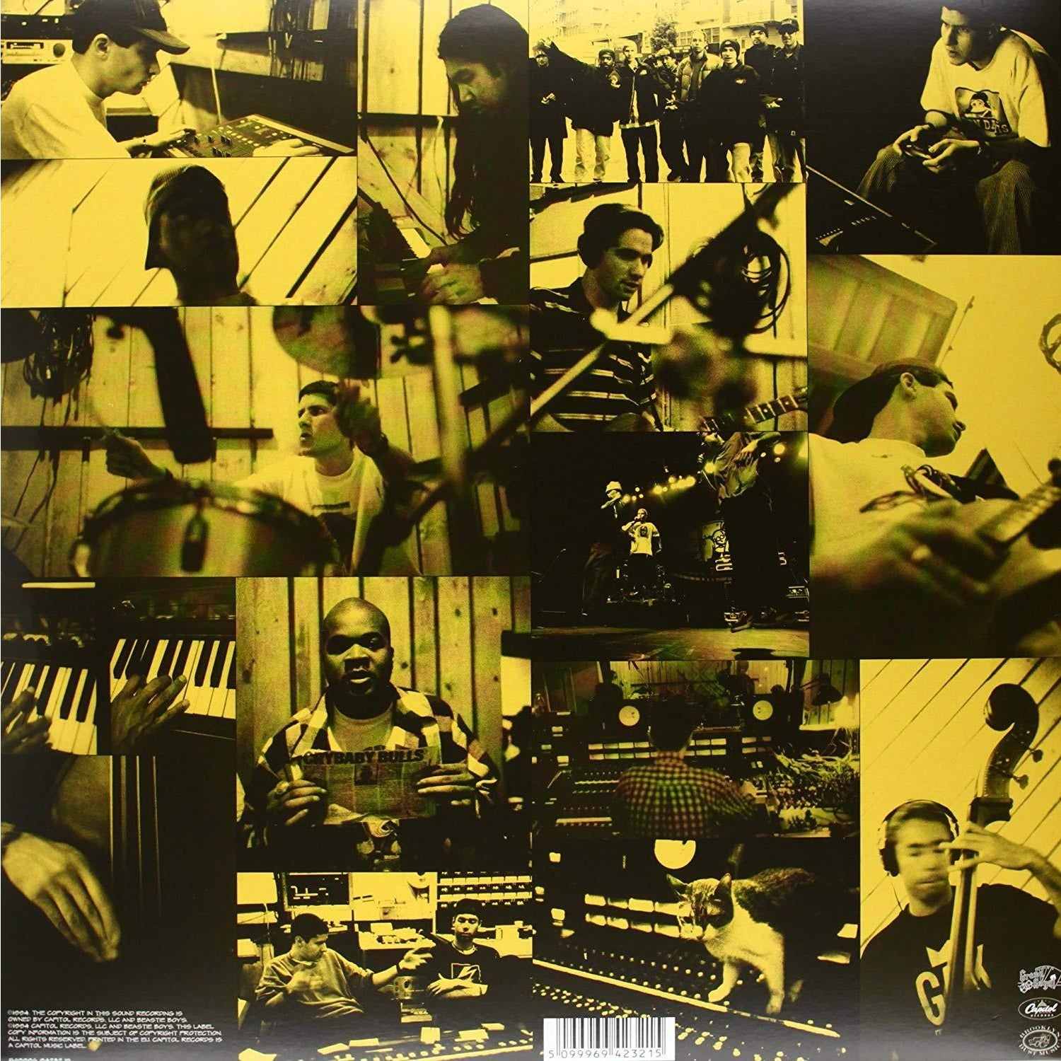 ILL COMMUNICATION (LTD ED) (RM) (VINYL) - Vinyl Sound