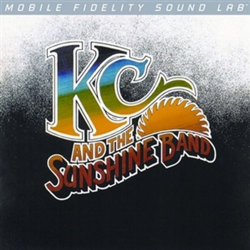 KC AND THE SUNSHINE BAND (LP VINYL)