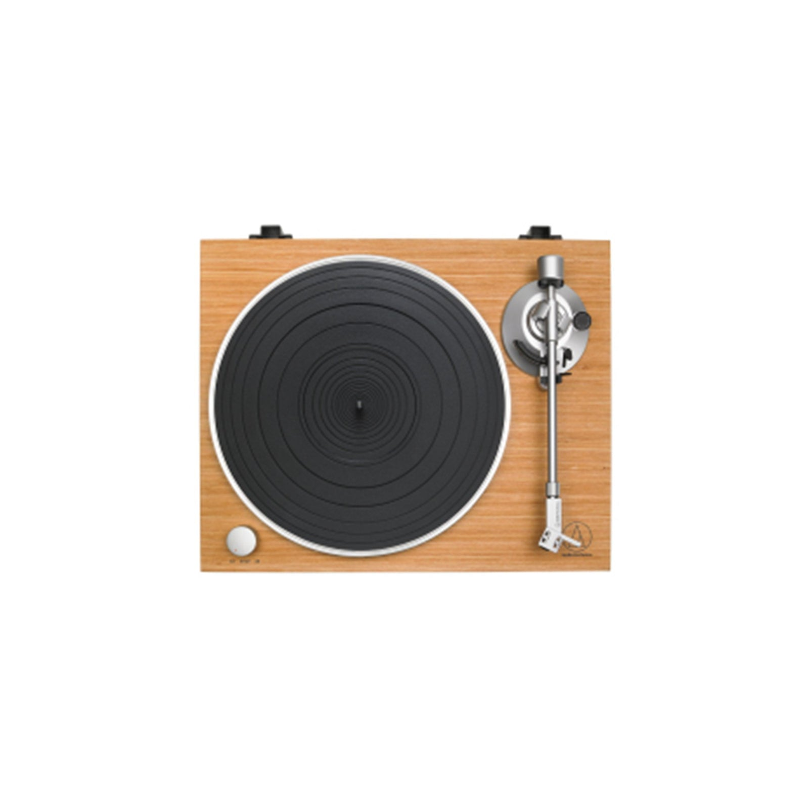 Audio-Technica AT-LPW30TK Fully Manual Belt-Drive Turntable top