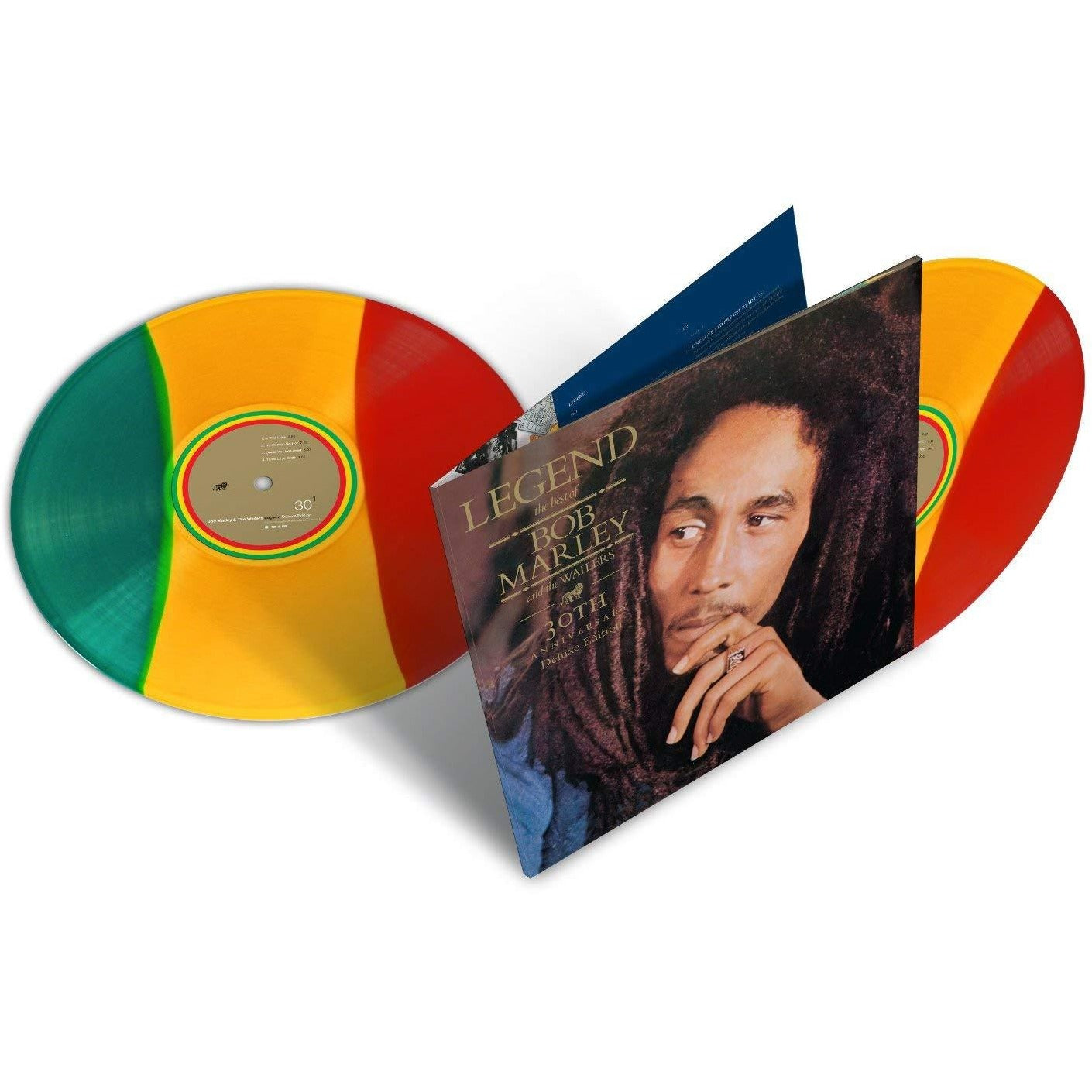 LEGEND: 30TH ANNIVERSARY [2LP TRICOLOR VINYL] - Vinyl Sound