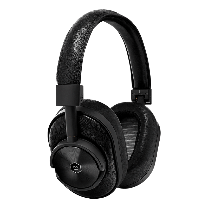 MASTER & DYNAMIC MW60 WIRELESS OVER-EAR HEADPHONE in Black
