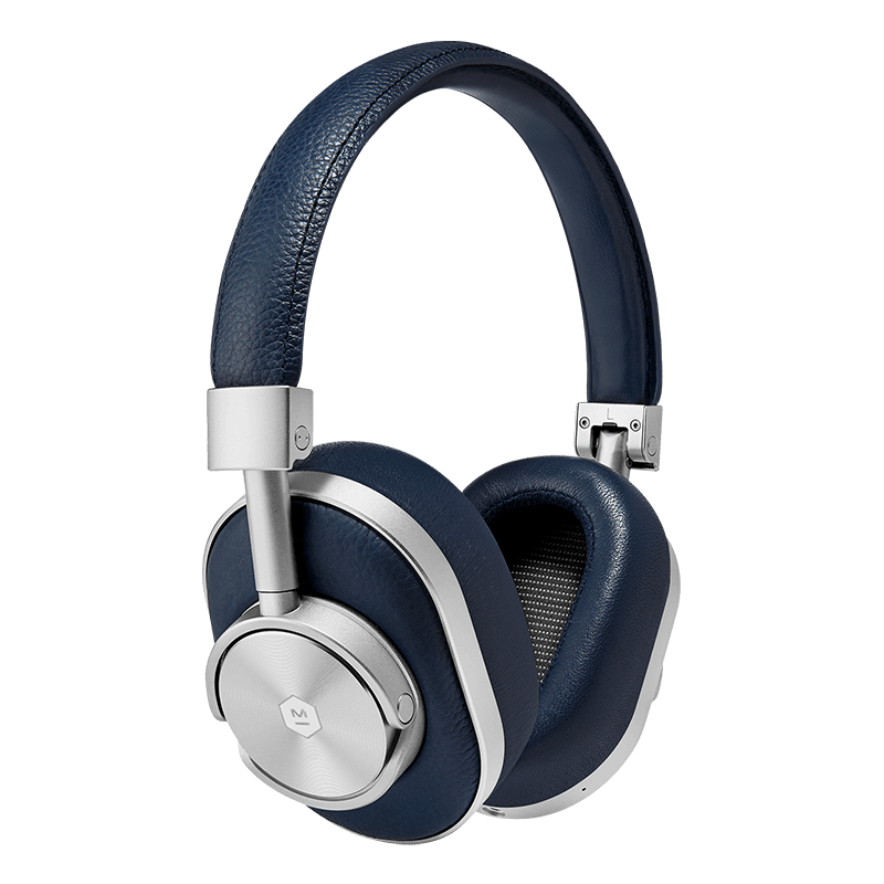 MASTER & DYNAMIC MW60 WIRELESS OVER-EAR HEADPHONE in Navy