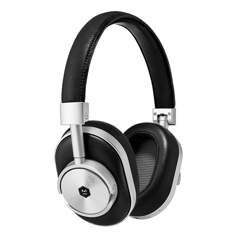 MASTER & DYNAMIC MW60 WIRELESS OVER-EAR HEADPHONE in Silver
