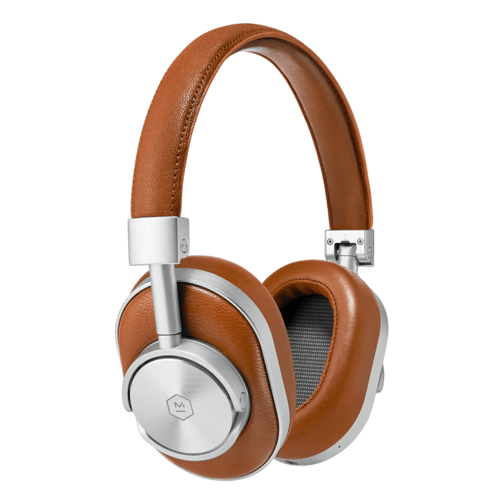 MASTER & DYNAMIC MW60 WIRELESS OVER-EAR HEADPHONE in Brown