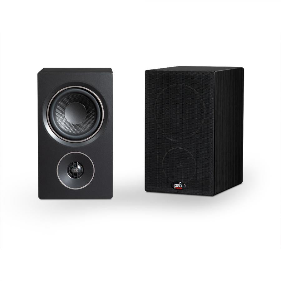 "PSB ALPHA P3 2-WAY BOOKSHELF SPEAKER 4"" WOOFER"