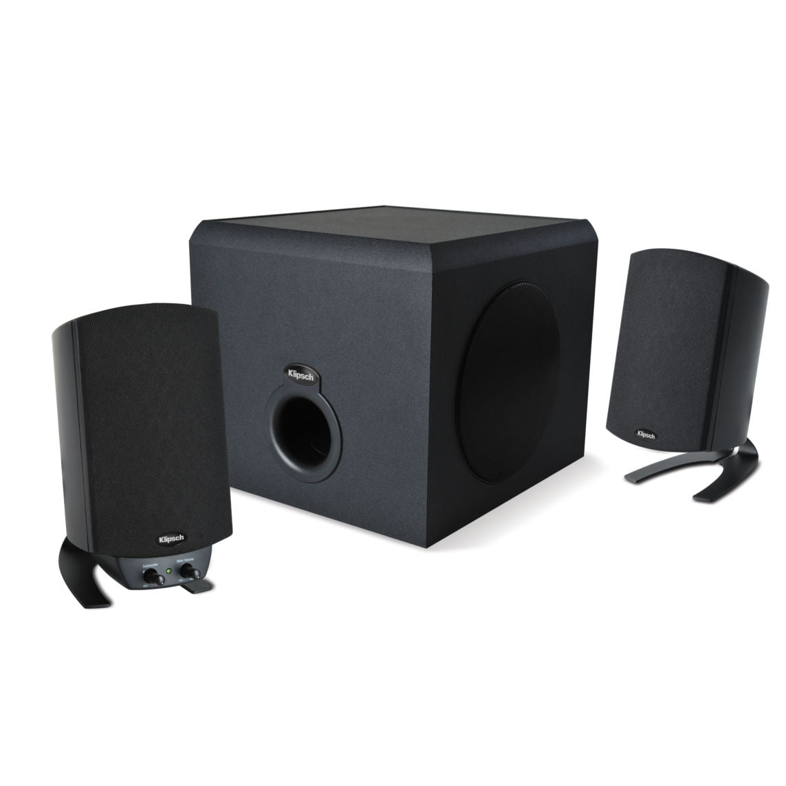 PROMEDIA 2.1 COMPUTER SPEAKERS (EACH) - Vinyl Sound