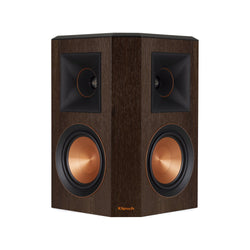 "Klipsch Reference Premier Dual 4"" Surround back in Walnut"