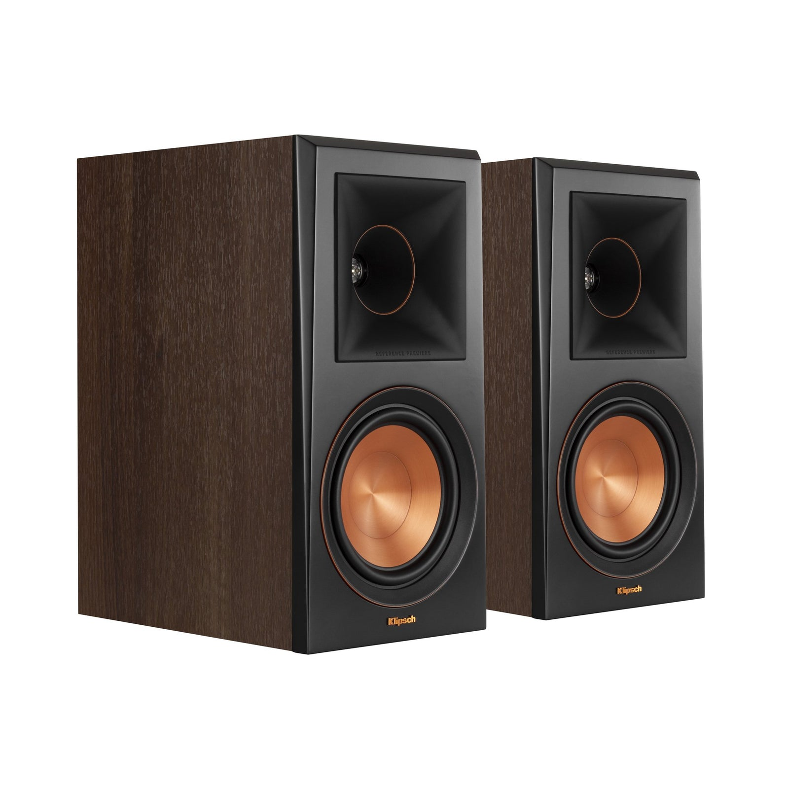 "Klipsch Reference Premier 6.5"" Monitor/Bookshelf in Walnut"