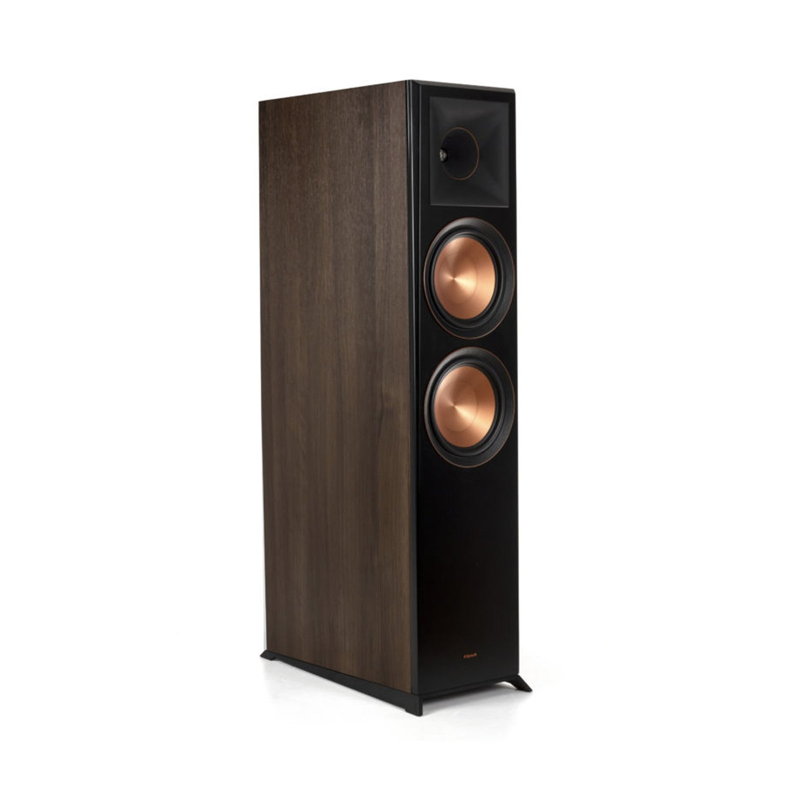 "Klipsch Reference Premiere Dual 8"" Floorstander with Atmos in Walnut"