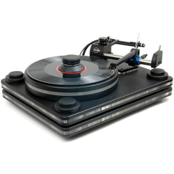KUZMA STABI REFERENCE W/ AIRLINE AIR BEARING REFERENCE TONEARM - Vinyl Sound