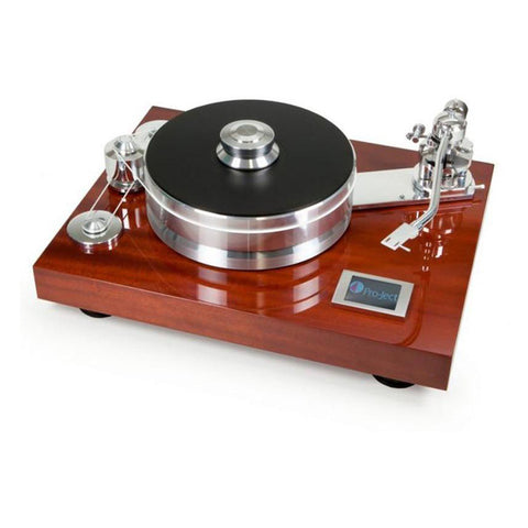 PRO-JECT- HEAD BOX DS2 SILVER WALNUT UNI