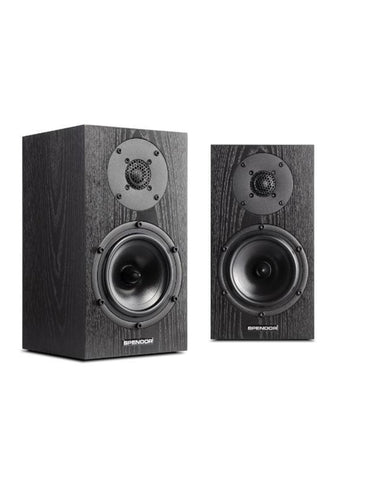 "PSB ALPHA P5 2-WAY BOOKSHELF SPEAKER 5 1/4"" WOOFER"