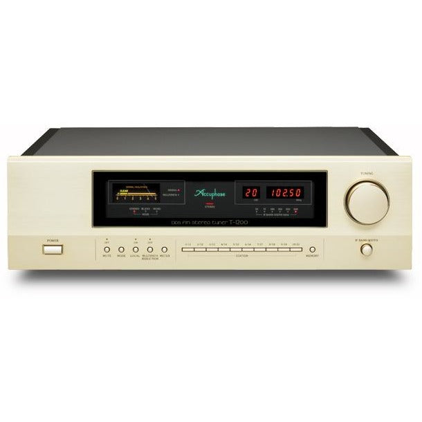ACCUPHASE- DDS FM STEREO TUNER T-1200 - Vinyl Sound