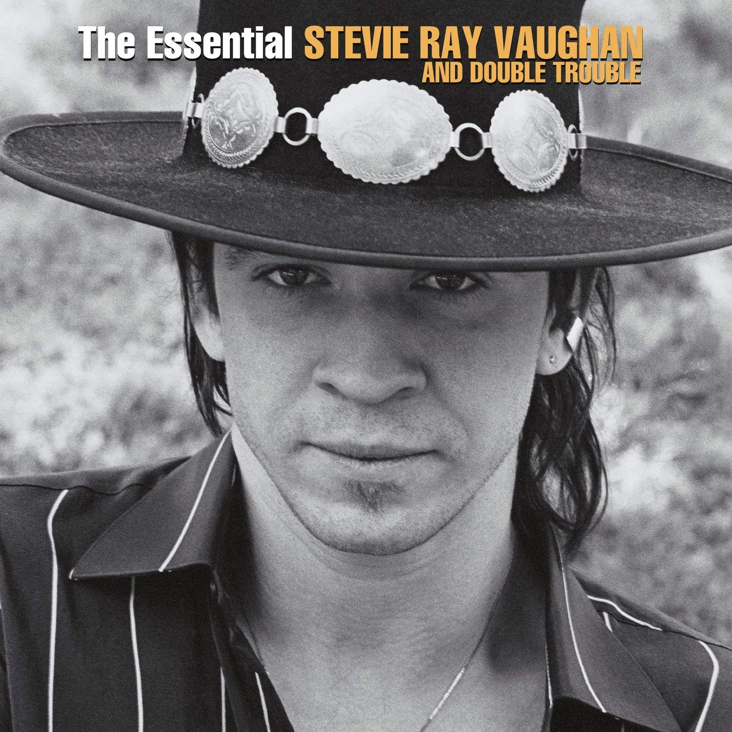 THE ESSENTIAL STEVIE RAY VAUGHAN AND DOUBLE TROUBLE (VINYL) - Vinyl Sound