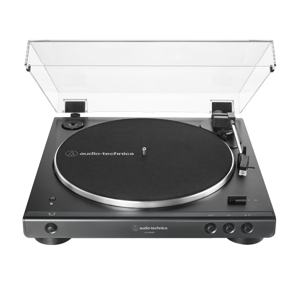 AUDIO-TECHNICA AT-LP60XBT AUTOMATIC WIRELESS BELT-DRIVE TURNTABLE