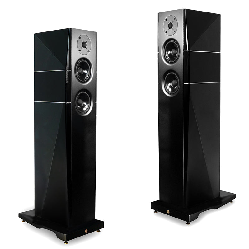 GOLD NOTE - A6-EVO 3-WAY FLOORSTANDING SPEAKER