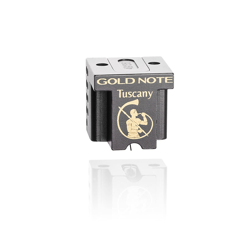 GOLD NOTE - TUSCANY MC CARTRIDGES GOLD