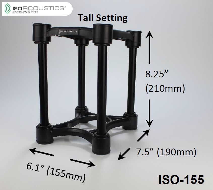 ISOACOUSTICS ISO-155 STANDS