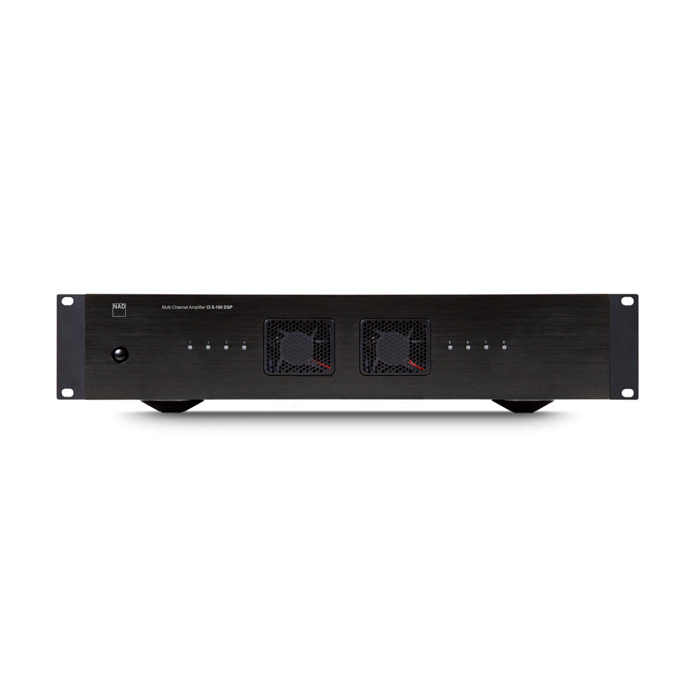 NAD CI 8-150 DSP IP-ADDRESSABLE DISTRIBUTION AMPLIFIER