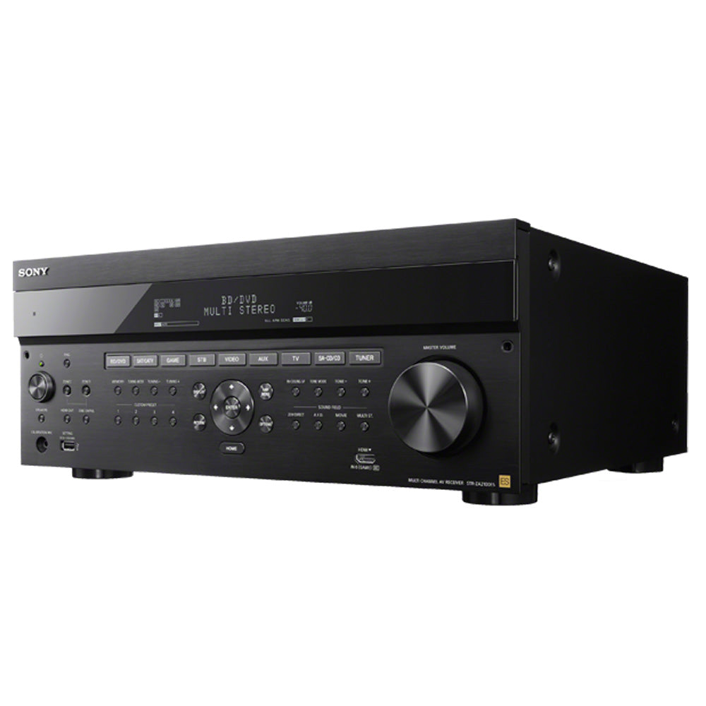 "SONY STRZA2100ES 7.2"" CHANNEL HOME THEATRE AV RECEIVER - OPEN BOX"