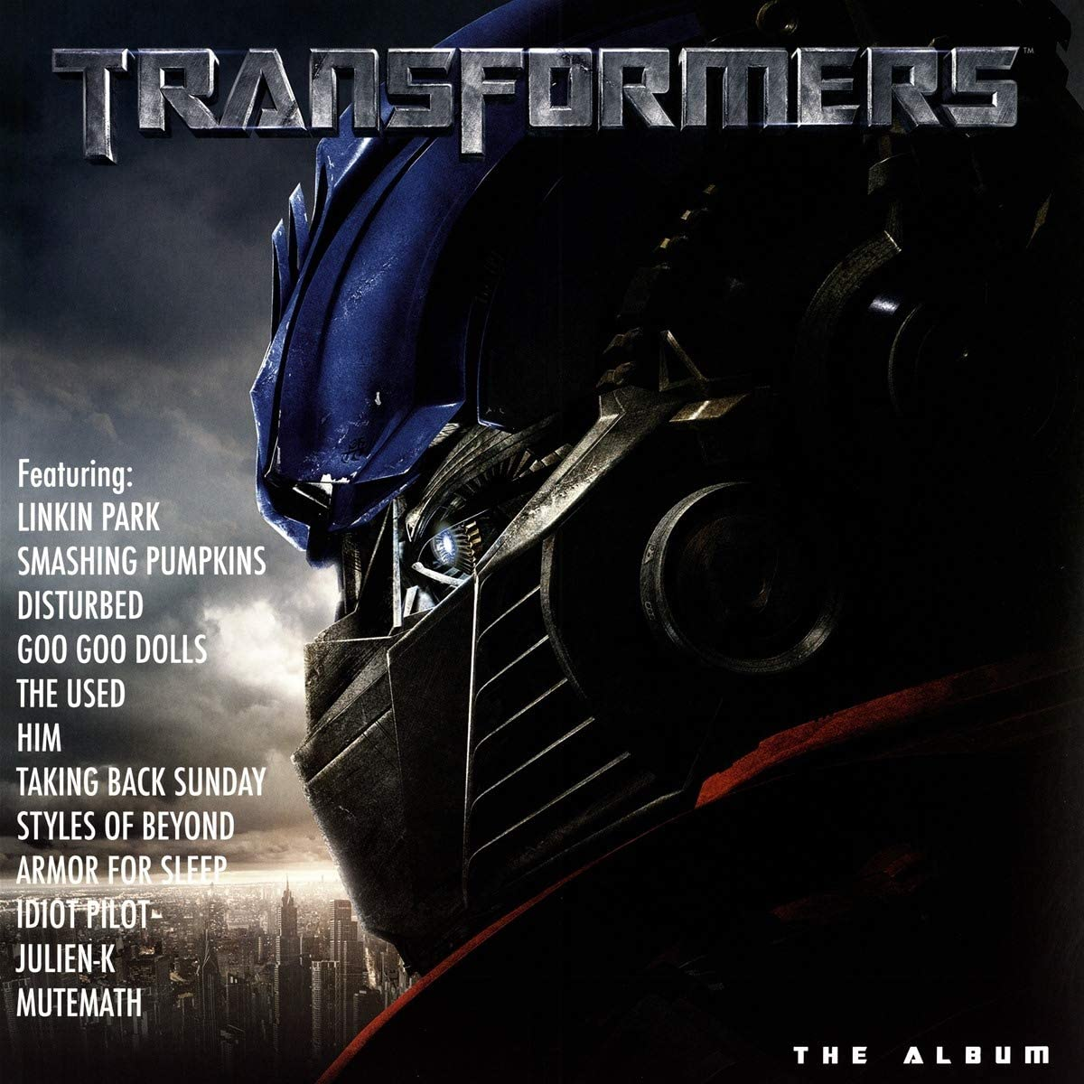 TRANSFORMERS: THE ALBUM (PURPLE VINYL)