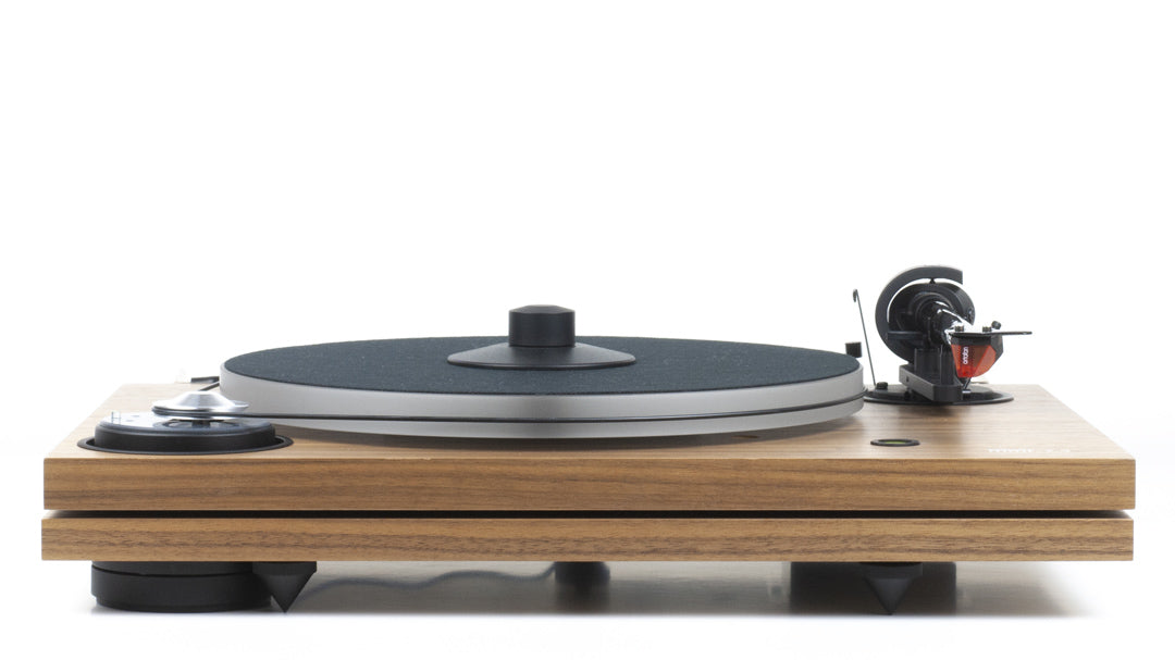 MUSIC HALL MMF7.3 BLK TURNTABLE