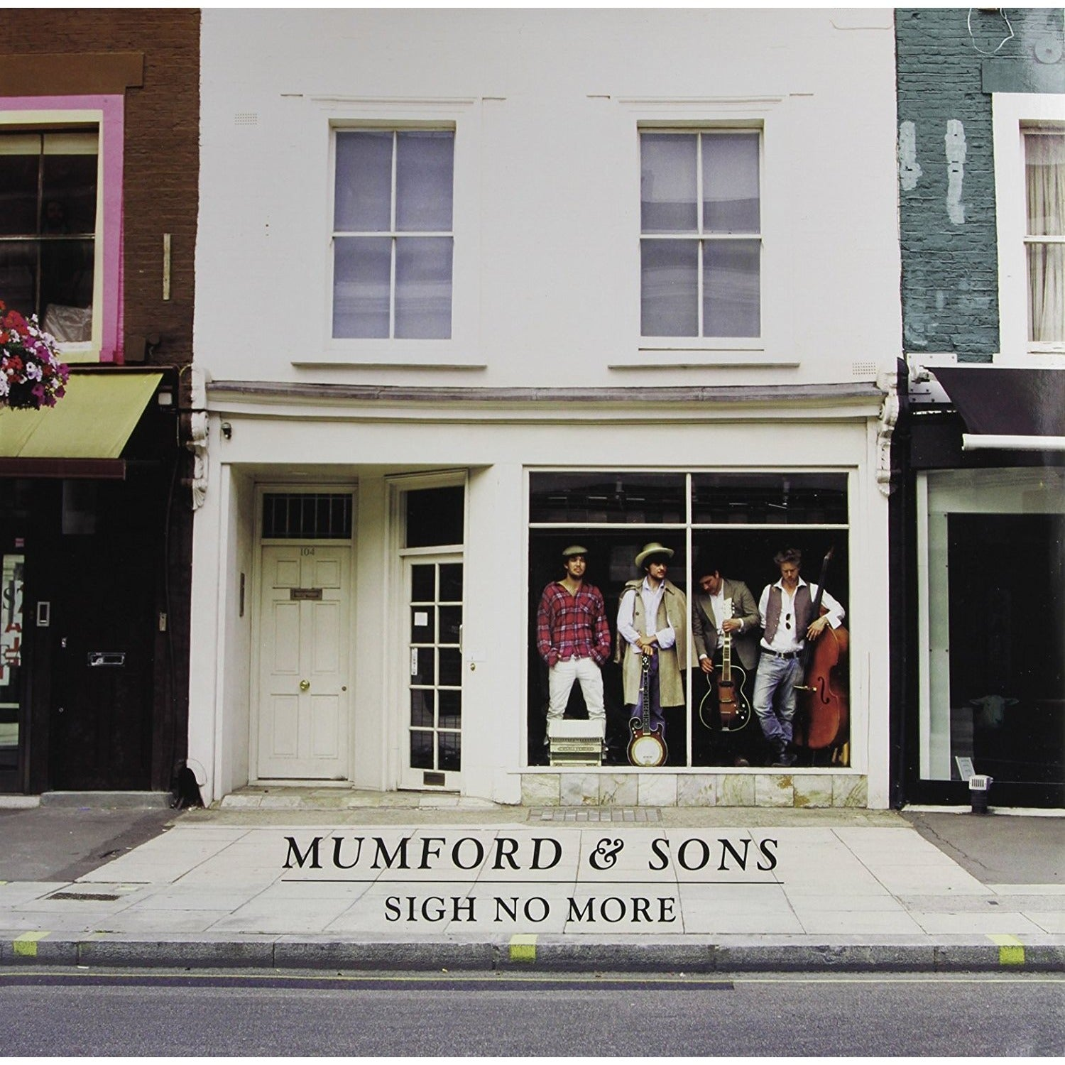 SIGH NO MORE - Vinyl Sound